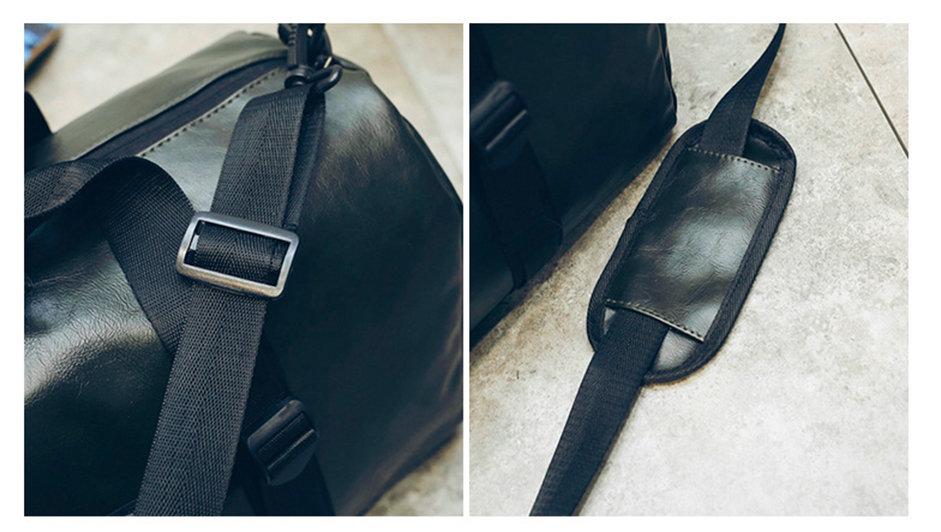 2f95b8f994bf Удобной переноску сделает и мягкий плечевой ремень, с помощью которого спортивная  сумка легко освободит руки. Надежные карабины удержат любой вес.