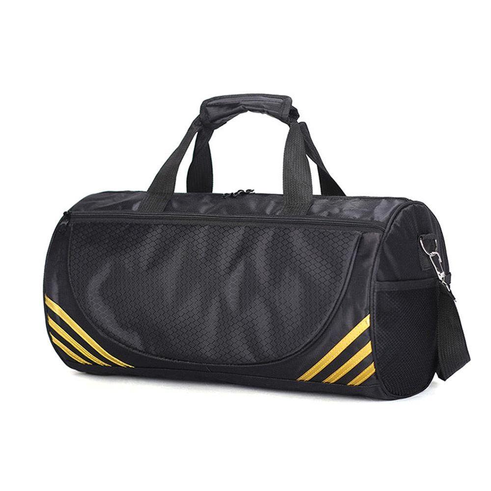 86b95d9223e4 Купить Спортивная сумка модель 1-1 (Черная/Золото) за 220 грн грн в ...