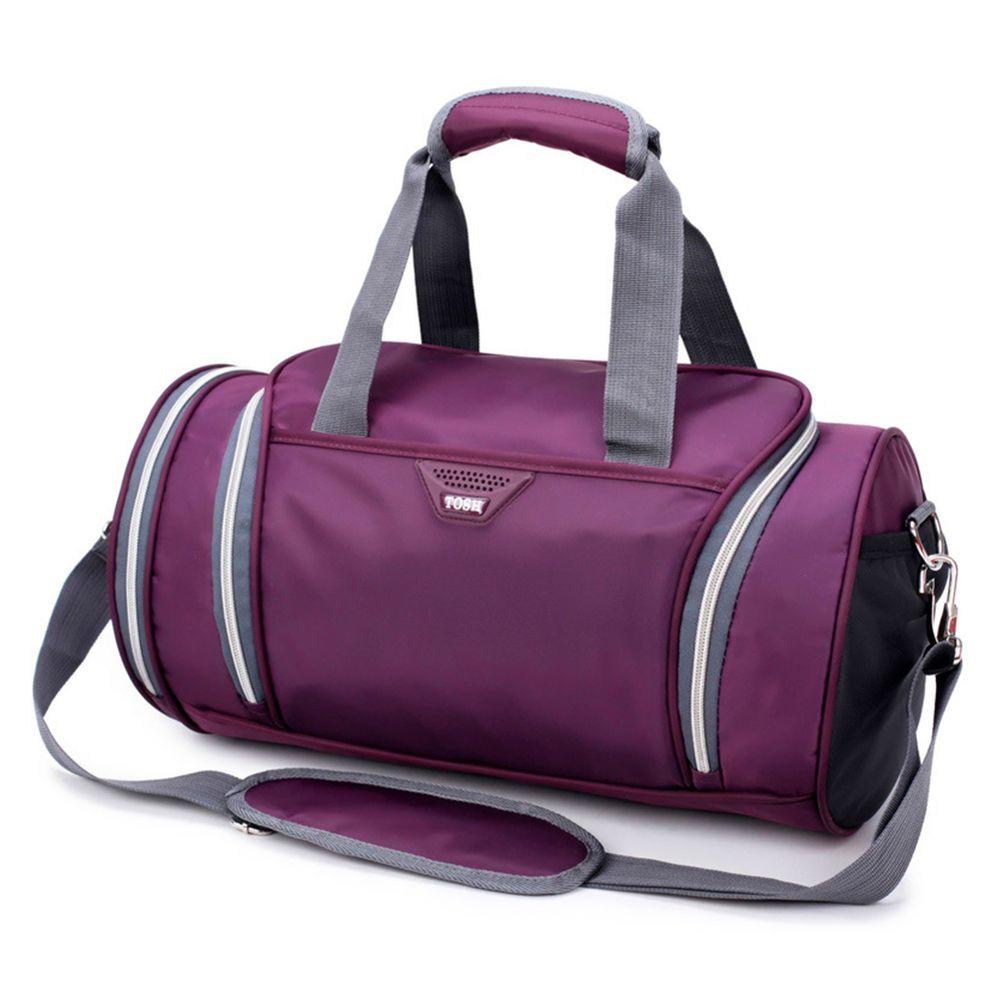 d989c39bdbc8 Купить Спортивная сумка модель 19-1 (Фиолетовая) за 395 грн грн в ...