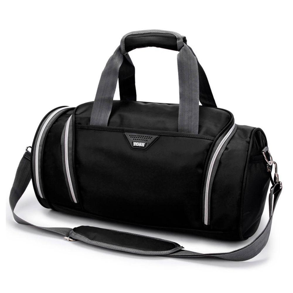 92cee1f396dd Купить Спортивная сумка модель 19-3 (Черная) за 395 грн грн в Киеве ...